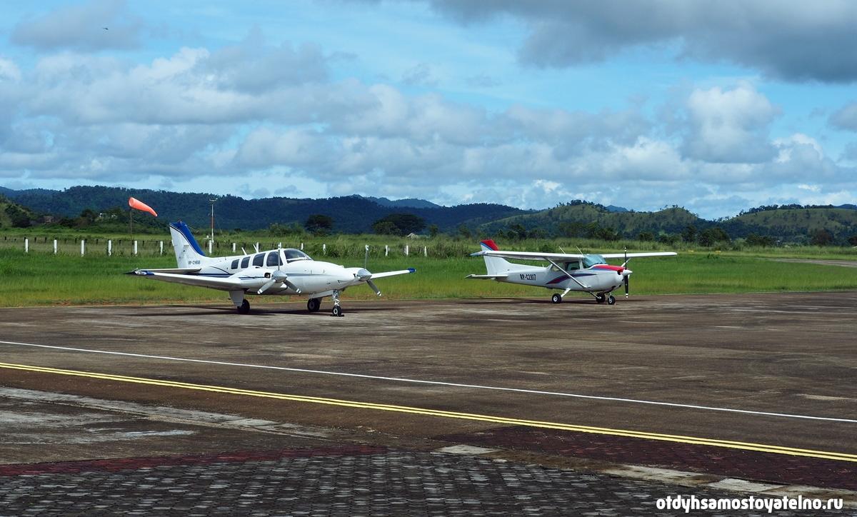 аэропорт острова Лусон