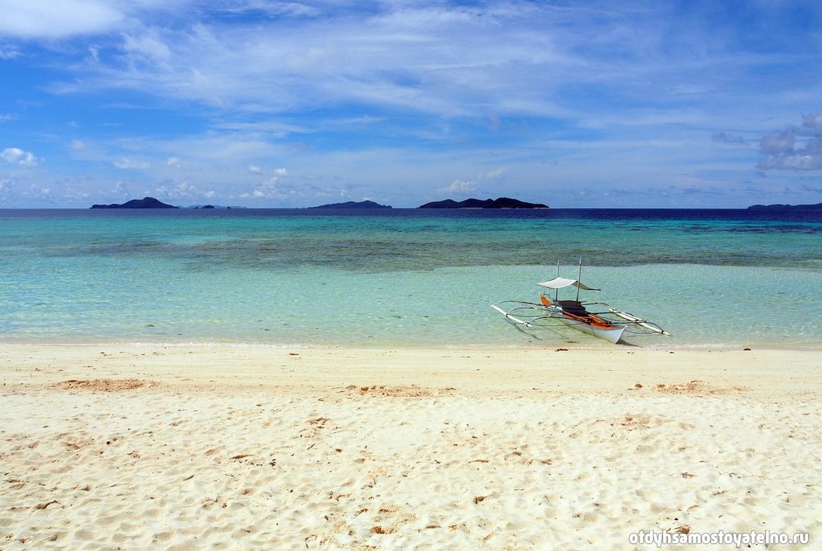 Лучшие виды, идеальный пляж, Филиппины