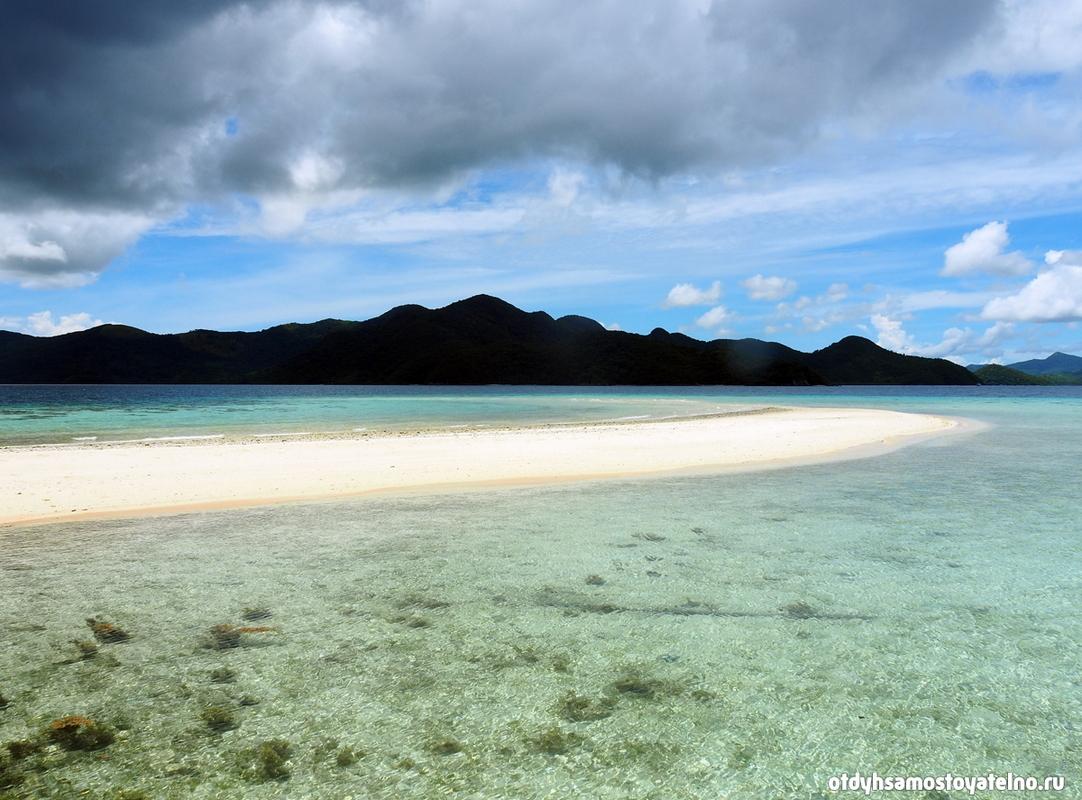 Путешествие по островам, Филиппины