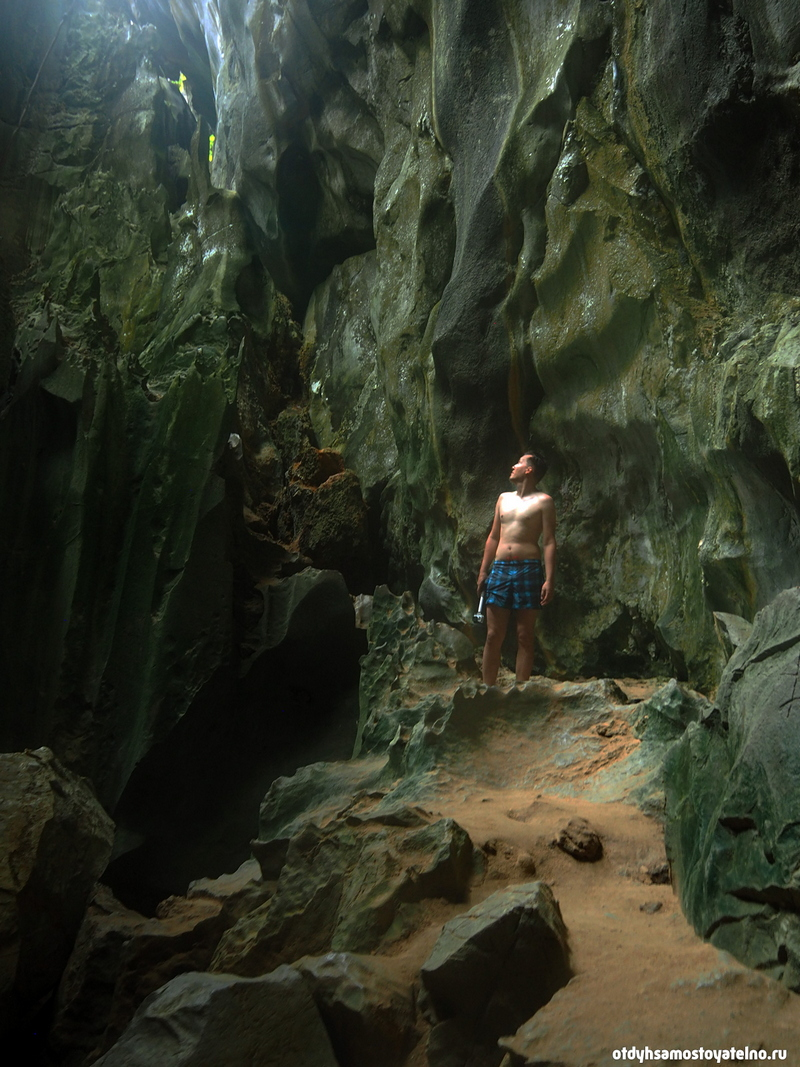 aleksei peshera codognon cave elnido