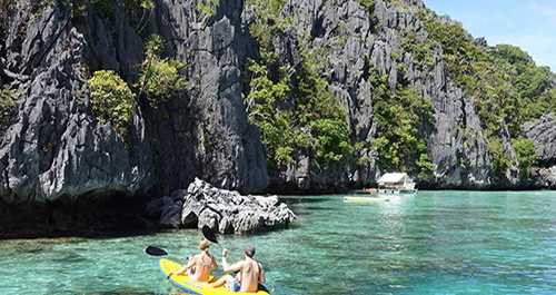 El Nido Lagoons and Beaches Day Trip