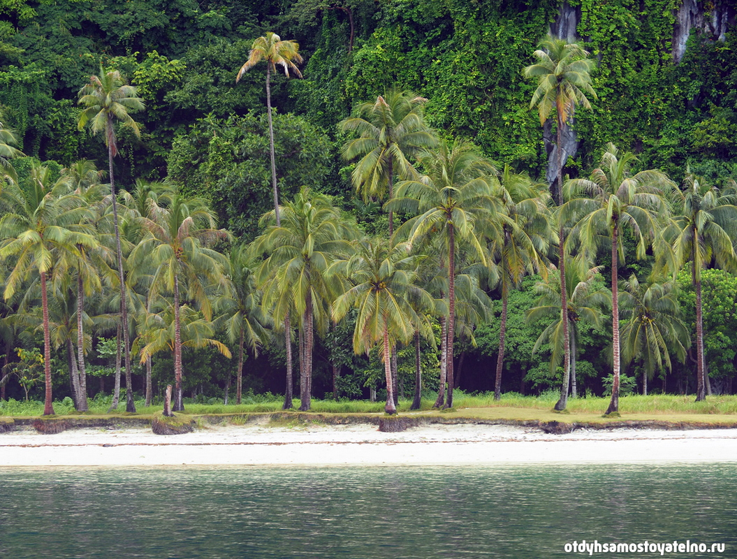 Pinagbuyutan Island палаван