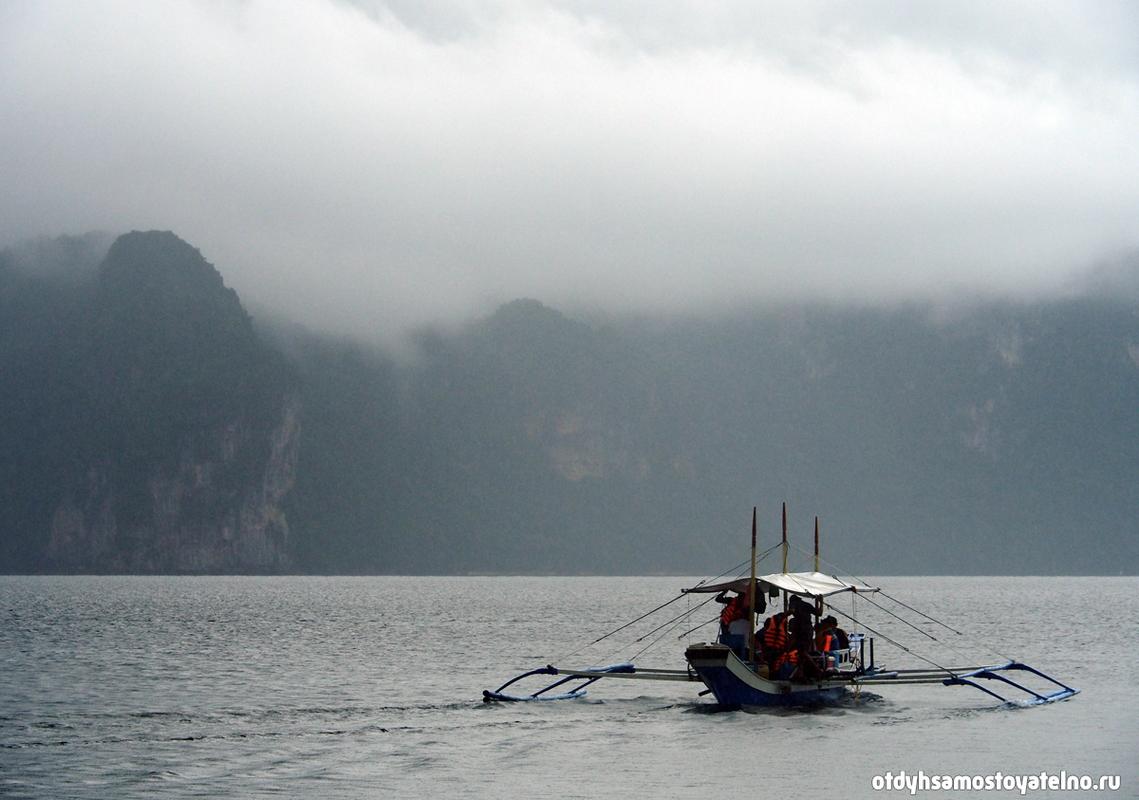 лодочные туры на филиппинах