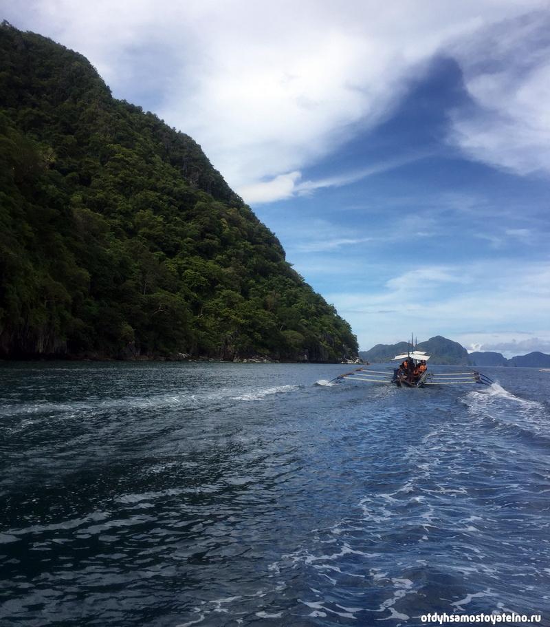 лодочные туры по elnido