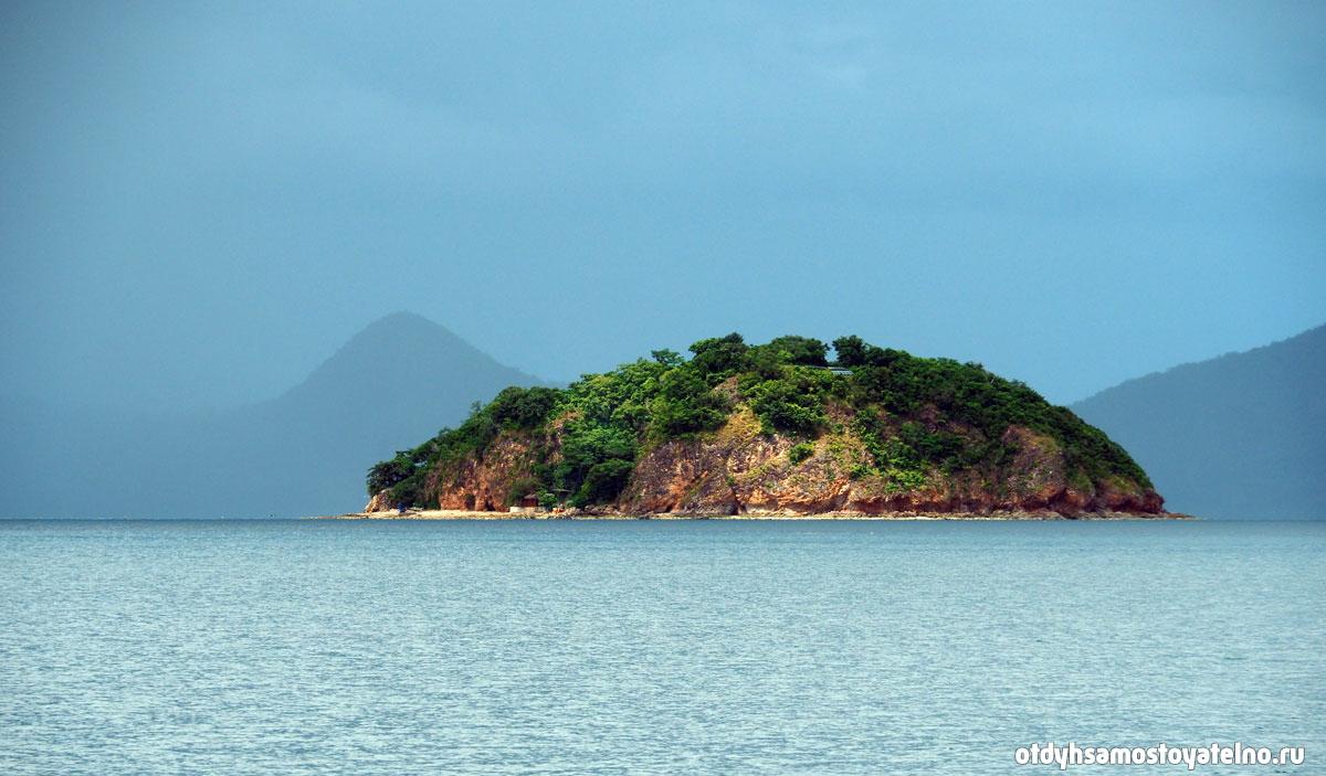 необитаемый остров - эль нидо