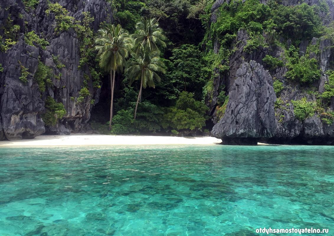 нетронутая природа филиппин