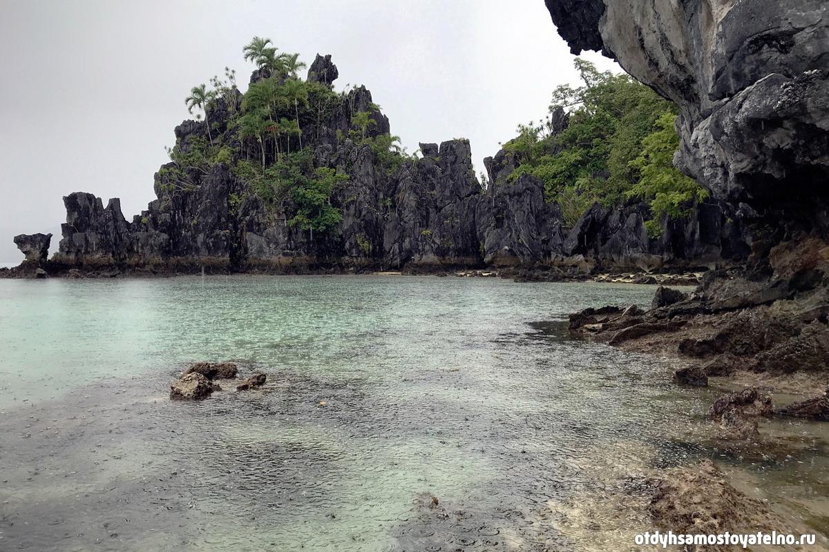 skali codognon cave philipiny