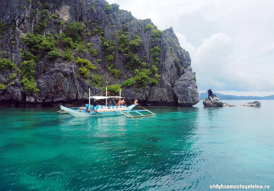 снорклинг у острова Popolcan