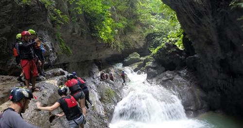 kanyoning