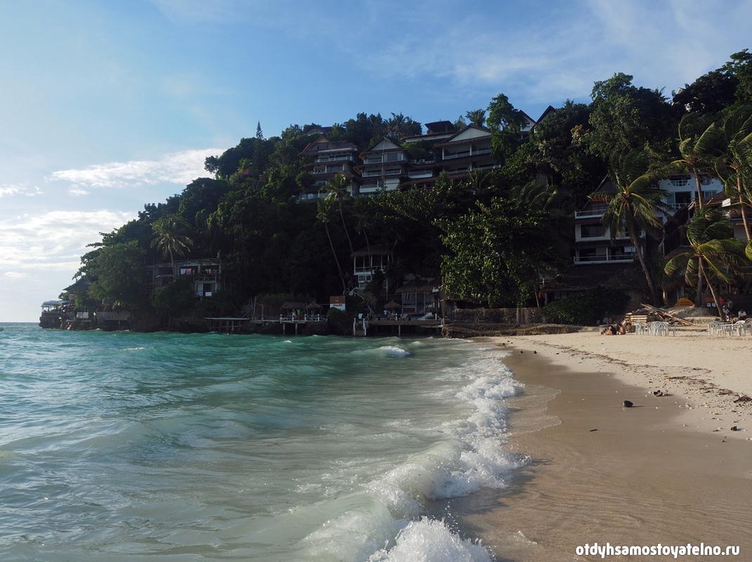 Лучшие пляжи на острове Боракай, Филиппины