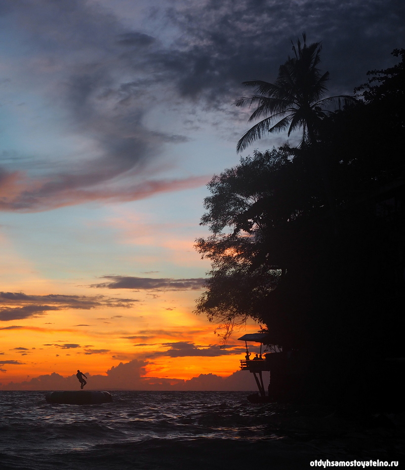 Невероятный Закат на Боракае, Филиппины