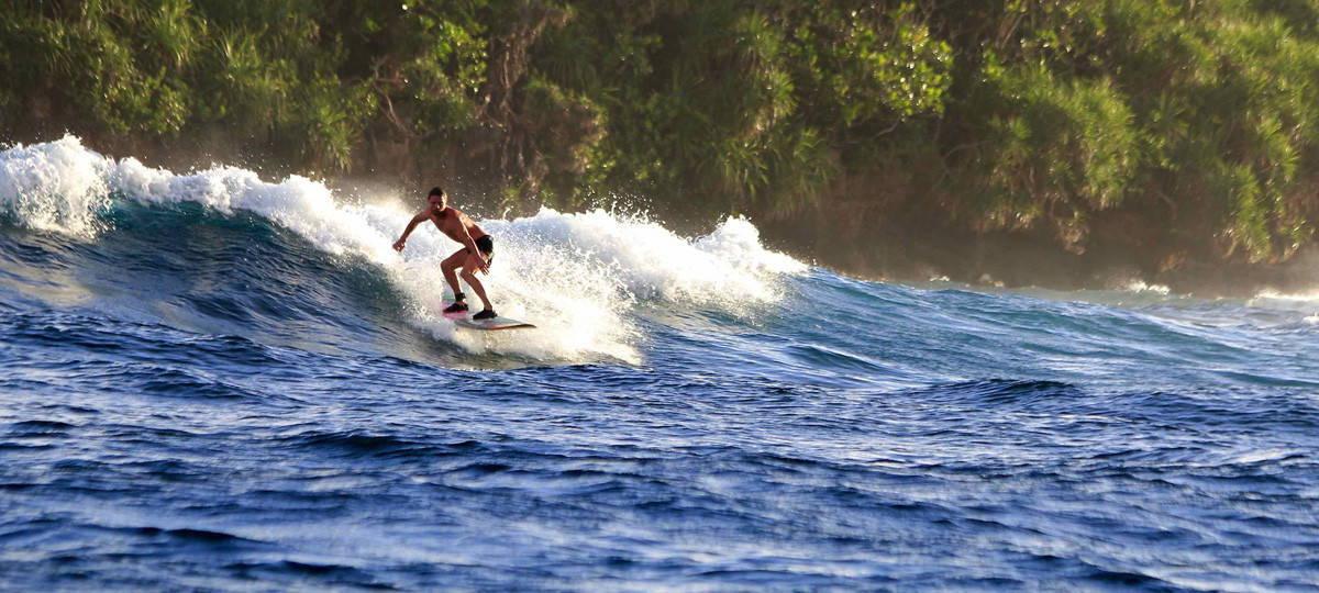 Серф-споты: Серфинг на Филиппинах