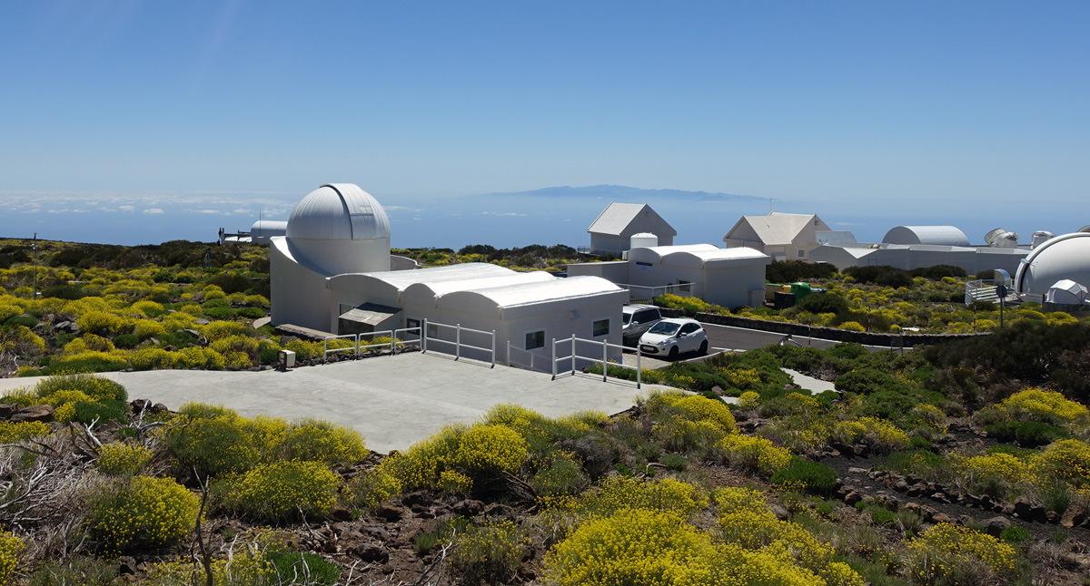 Обсерватория Тейде (Teide Observatory)