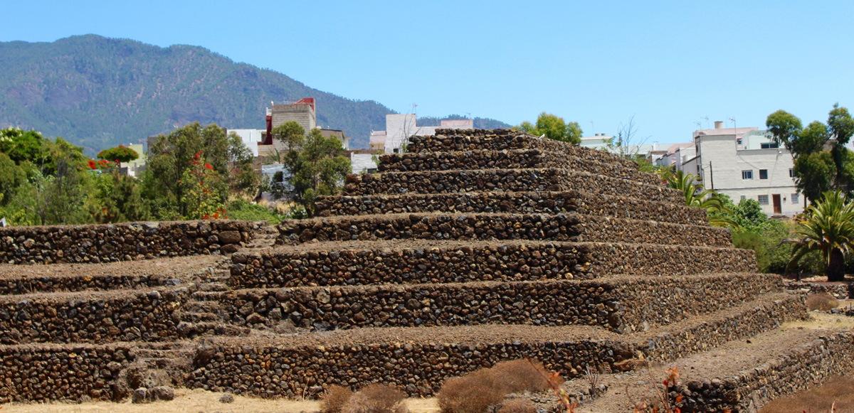 Пирамиды Гуимар (Pyramids of Güímar)