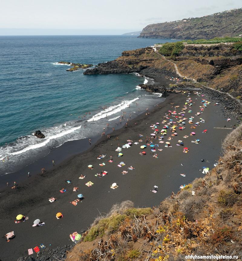 Пляж Эль-Бойюйо