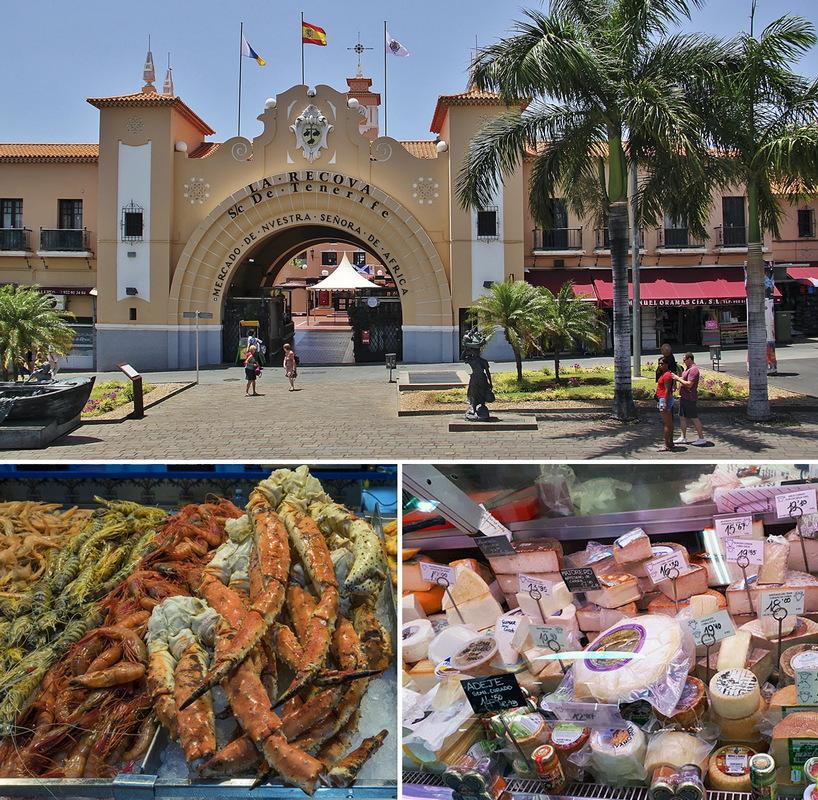 Рынок Нуэстра Сеньора де Африка