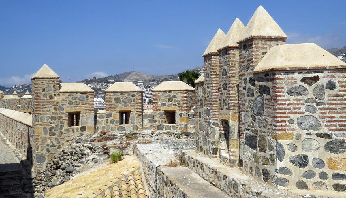 Замок Сан-Мигель (Castillo San Miguel)