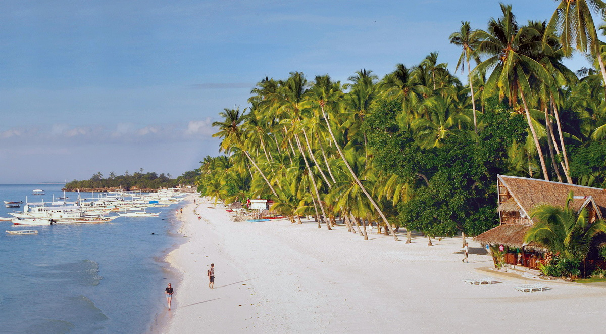 Пляж Алона Бич