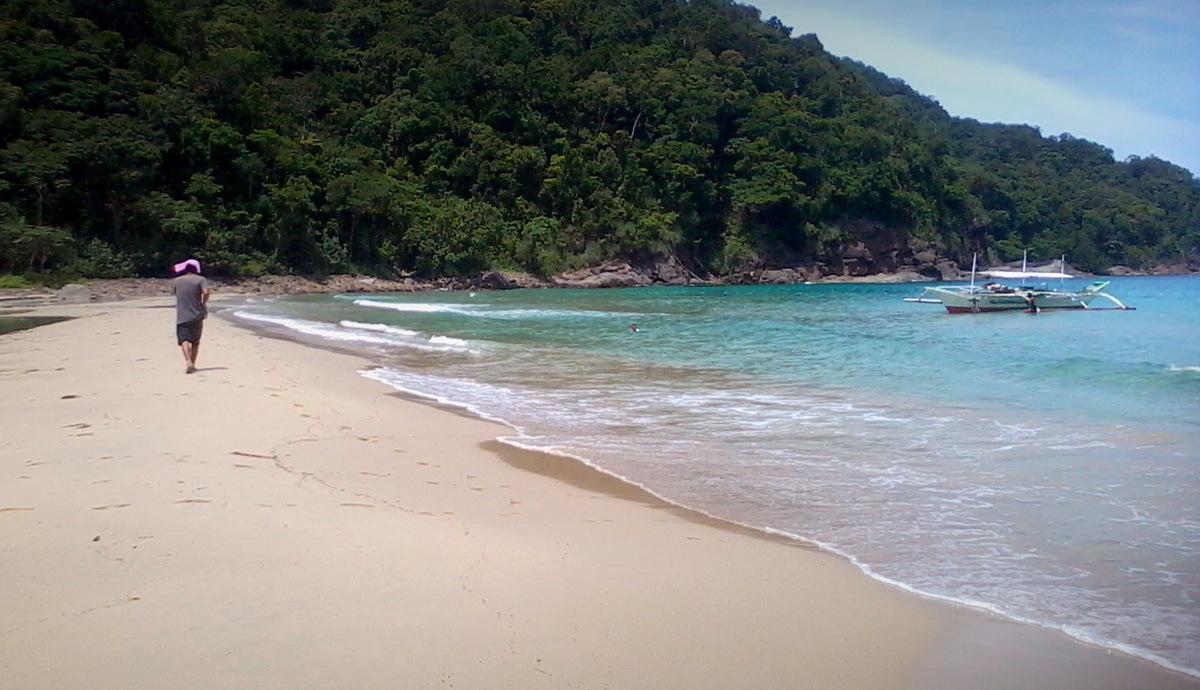 Пляж Barangay