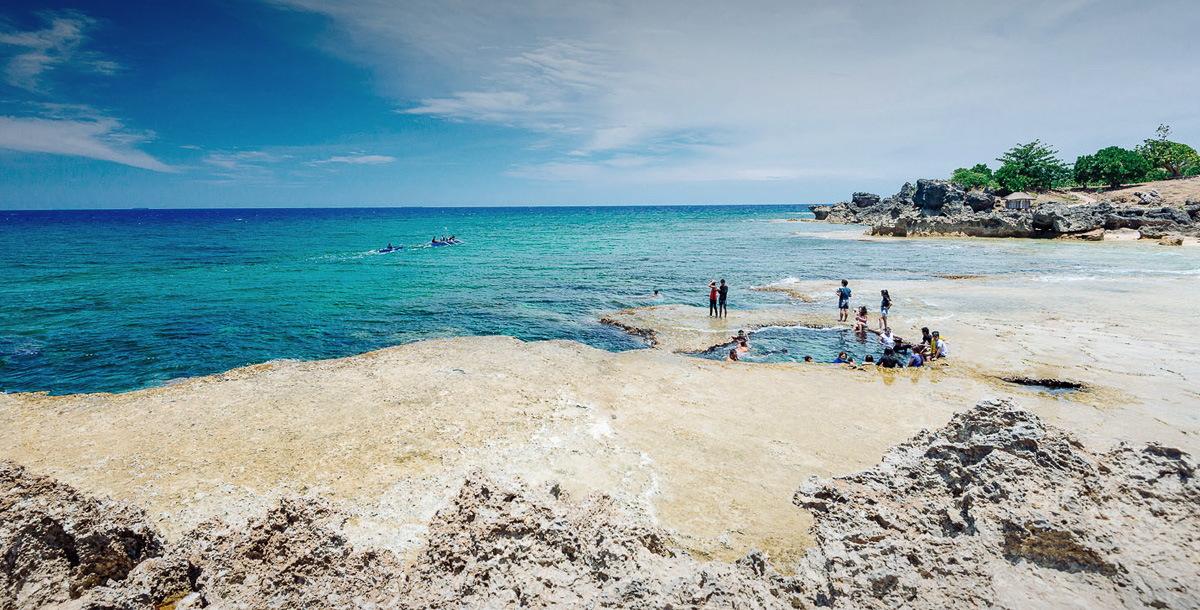 Пляж Cabongaoan Beach