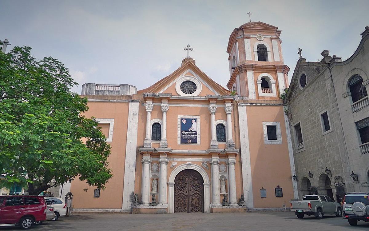 Памятники Церковной Архитектуры Острова - Лусон