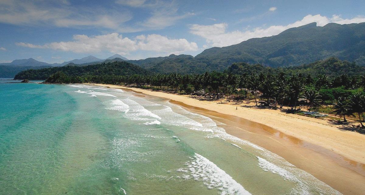 Пляж Sabang Beach - Лусон