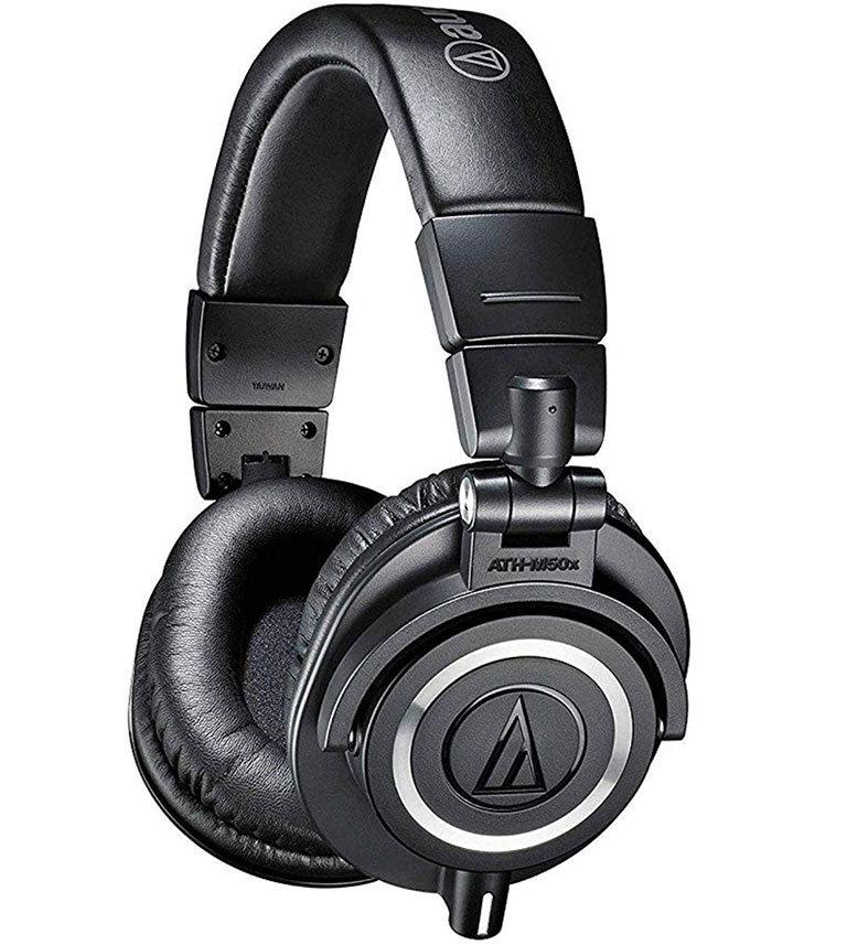 Профессиональные наушники Audio-Technica ATH-M50x
