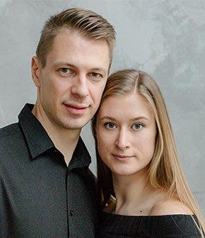 Андрей Салохин, Настя Ханеня - otdyhsamostoyatelno.ru