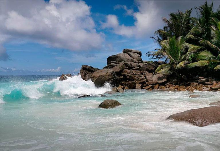 пляж anse intendance сейшельские острова маэ