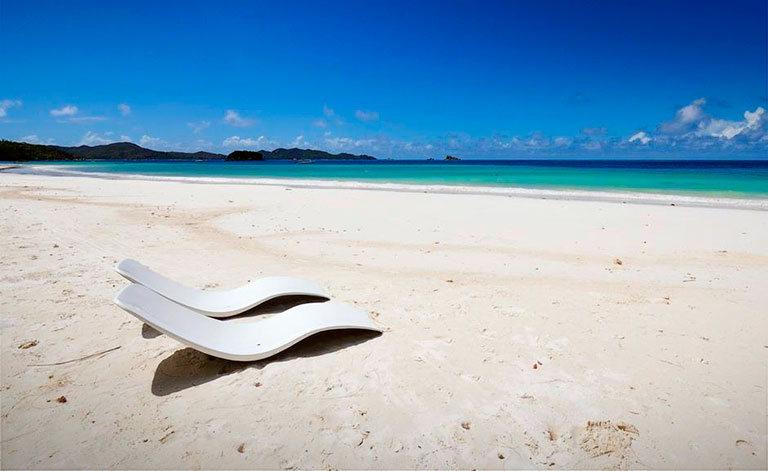 пляж cote dor beach сейшелы праслин