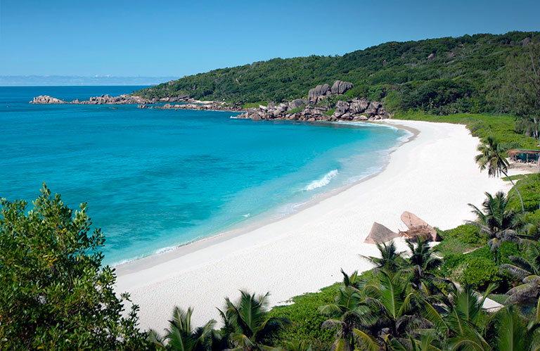 пляж petite anse la digue