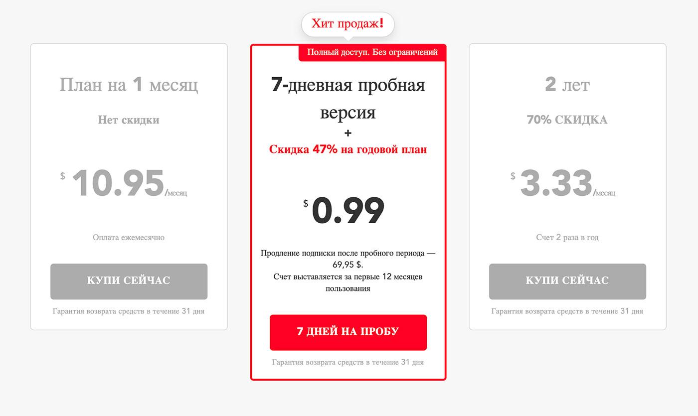 цена лучшего сервиса vpn - purevpn