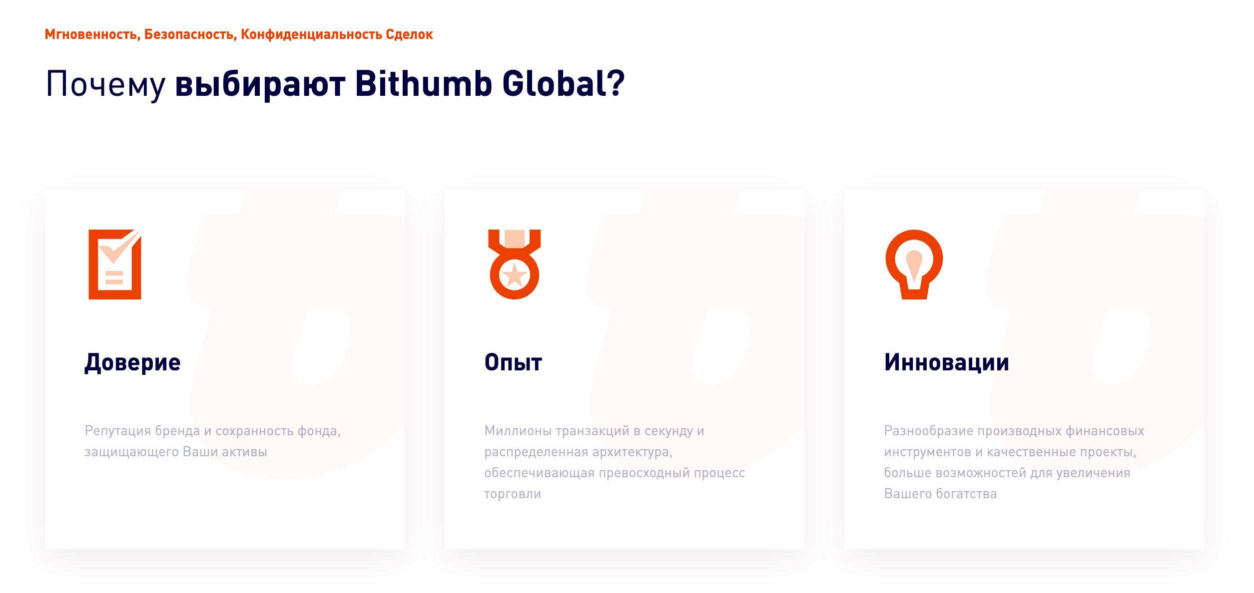 bithumb криптовалютная биржа