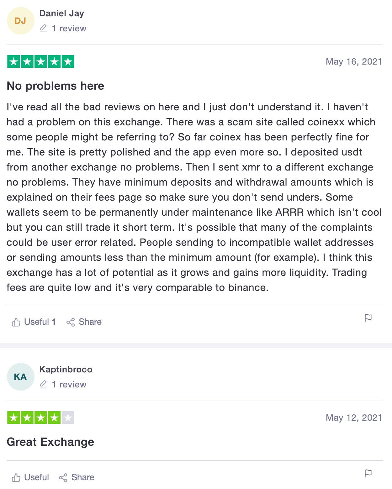 coinex отзыв биржа криптовалют