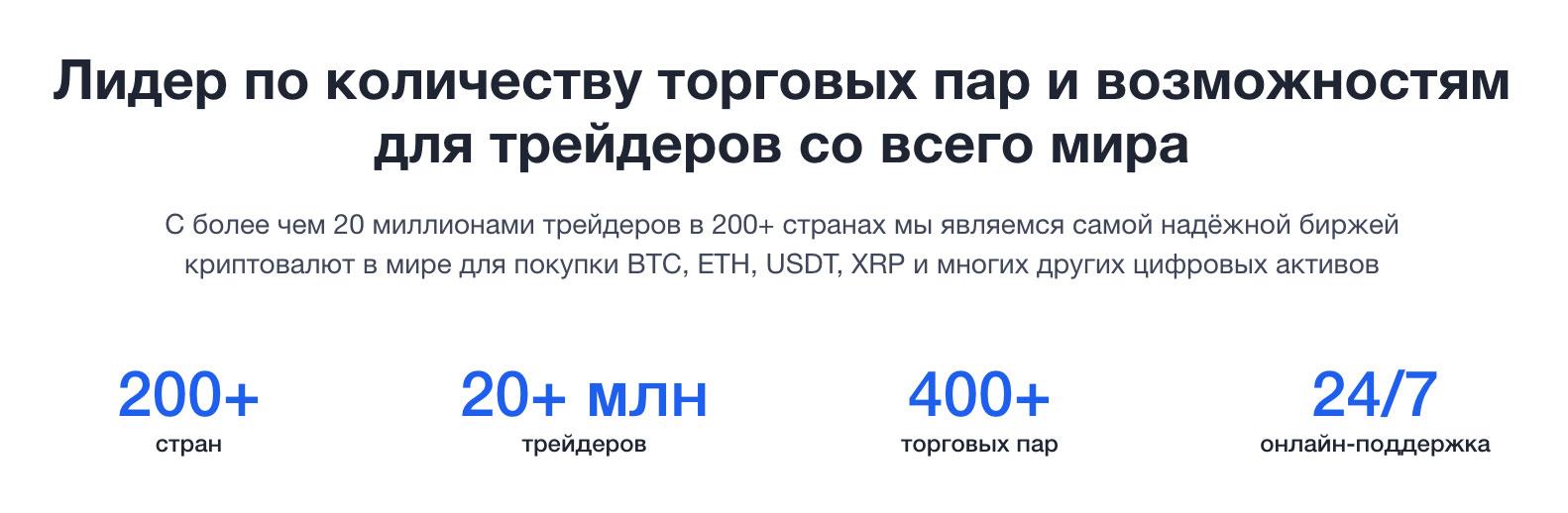 okex биржа криптовалют