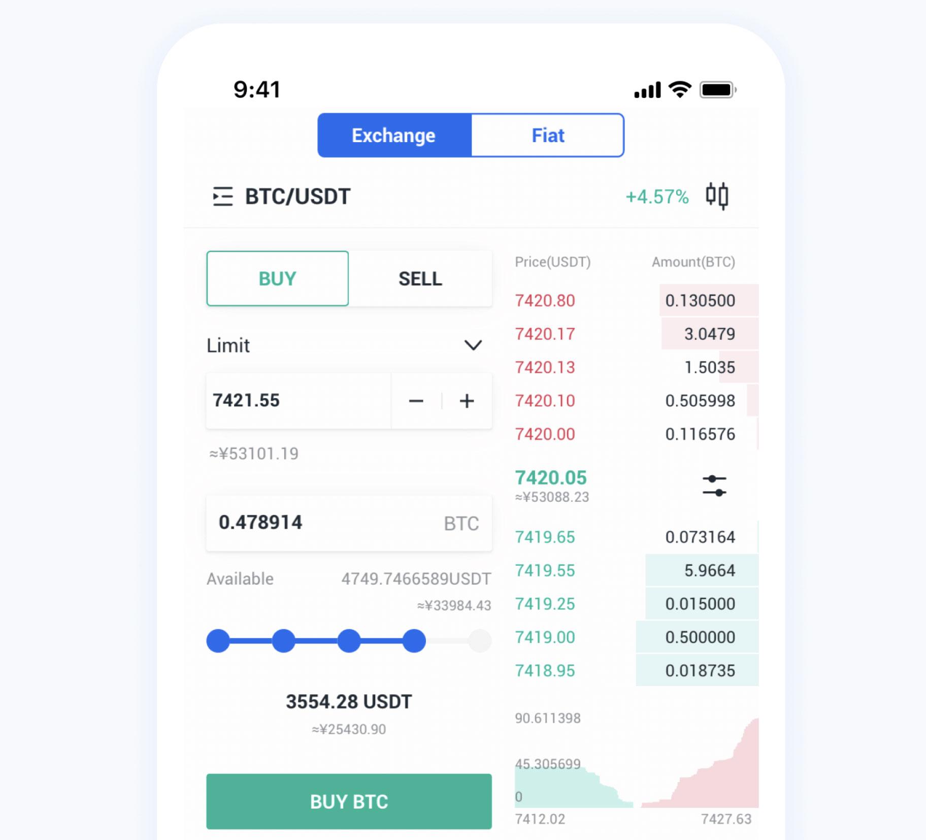 bhex мобильное приложение